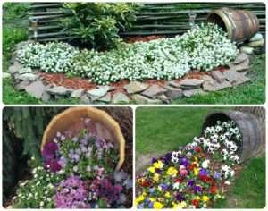 Квітковий «струмок» - корисні ідеї для саду