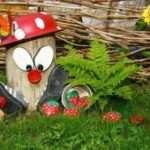 Саморобні вироби для саду своїми руками — всі новинки для оформлення дачі