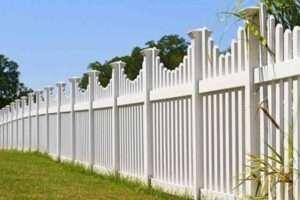 Як самостійно встановити дерев'яний паркан зі штахету