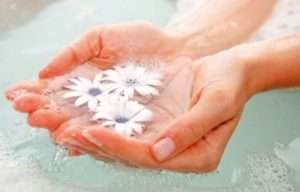 Чисті руки після городніх робіт - подякуйте харчовій соді