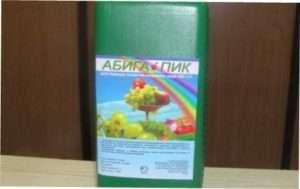 Абіга-Пік для винограду