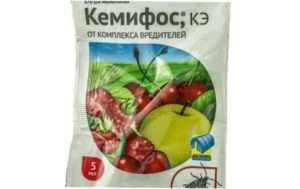 кеміфос для винограду