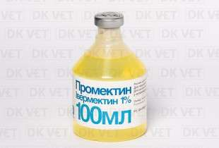 Промектін як ліки від бліх, кліщів, глистів для курей: лікування, інструкція по використанню з фото