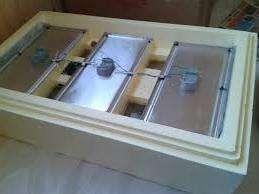 Експлатація інкубатора Квочка в домашніх умовах