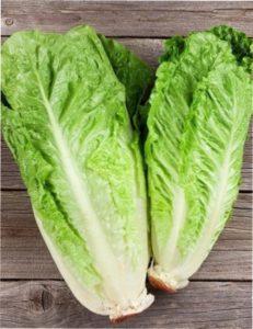 Користь і шкода салату ромен