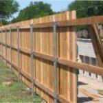 Як зробити дерев'яний паркан на дачі своїми руками - опис з фото