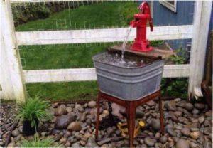Як зробити фонтан своїми руками в домашніх умовах на дачі?