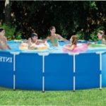 Як зробити басейн на своїй дачі своїми руками - ідеї з фото