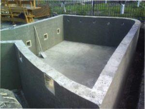 Виготовлення басейну