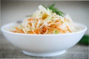 Рецепт фото засоленної капусти