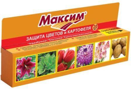 """Використання препарату """"Максим"""""""