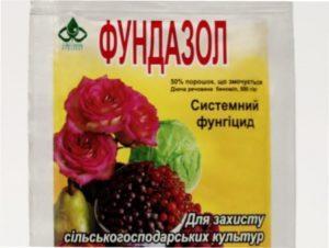 Засіб для лікування троянди від хвороб