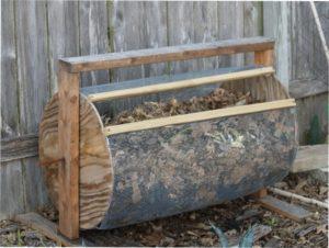 Правильний ящик для компосту своїми руками та його фото