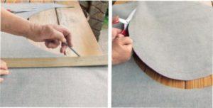 Як зробити мобільний пуф своїми руками