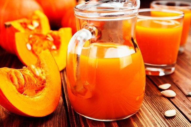 Гарбузовий сік на зиму: прості і смачні рецепти приготування