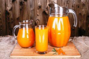 Користь і шкода гарбузового соку