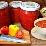 Борщова заправка на зиму: 8 простих і дуже смачних рецептів приготування з фото