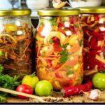 Прості і смачні салати на зиму: кращі рецепти консервування салатів на зиму