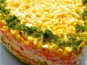 Новорічний салат «Королівська шуба»